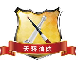 上海亞遊AG安宇消防工程技术有限公司logo